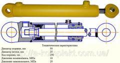 Гидроцилиндр ГЦ-50.25.250.0.01.00
