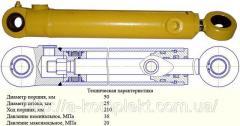 Гидроцилиндр ГЦ-50.25.200.3.25.00