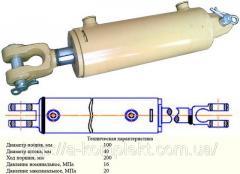 Гидроцилиндр ГЦ-100.40.200.0.00.22