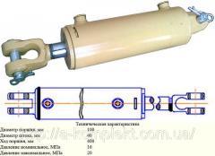 Гидроцилиндр ГЦ-100.40.400.0.00.22