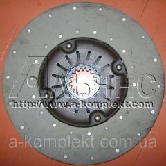 Диск сцепления СМД-60;А-01 мягкий (Т-150) (