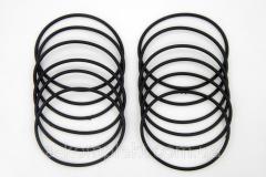 4. Уплотнительные кольца гильзы двигателя