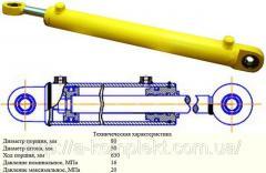 Гидроцилиндр ГЦ-80.50.630.2.40.00