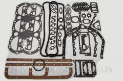 Set of gaskets of engine YAMZ-236 (1911)