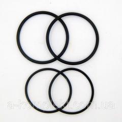 2. Кольца фланцевых уплотнений НШ, распределителей