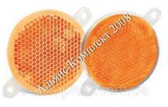 Световозвращатель катафот ФП-311 (оранжевый)