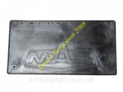 Брызговик автомобиля МАЗ (задний)