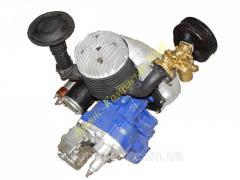 Пусковой двигатель ПД-8 (карбюр.+магн.+старте