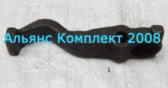 Рычаг отжимной корзины сцепления СМД-14