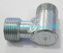 Угольник S24-S19 (М20х1.5-М16х1.5)