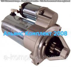 Стартер ВАЗ-2101, -2107, -2123, -21214 (12В 1,55 кВт)