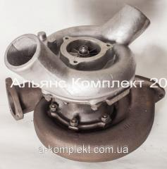Турбокомпрессор ТКР 9-10 левый (120.000.000-10/