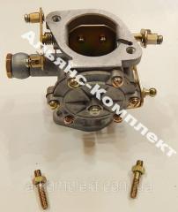 Карбюратор пускового двигателя ПД-10