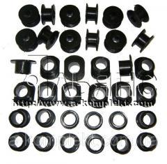 Комплект пластмассовых изделий сеялки СПЧ-6