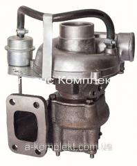 Турбокомпрессор ТКР 6.1 - 04 с клапаном (620.000-04)