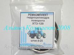 3.1 Гидроцилиндры поворота колес