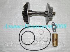 Ремкомплект турбокомпрессора (ТКР 11Н1) СМД-60 с ротором