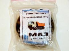 Ремкомплект гидроцилиндра ГУРа МАЗ-5551, 5516