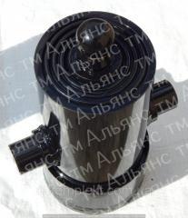 Гидроцилиндр подъема кузова САЗ 3502 / Камаз -4 х штоковый (новый)