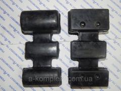Подушка рессоры Краз, Лаз, Т-150