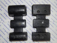 Подушка рессоры Т-150, Краз, Лаз (vigo)