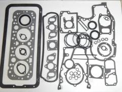 K-t gasket + RUBBER engine d-65 (umz) (1913).
