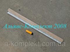 Щетка 2Г-040-25-30-670 (ЗВС-20) L=670 мм