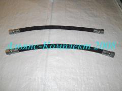 Рукав высокого давления РВД S27 (М22х1,5) L -0.5 м