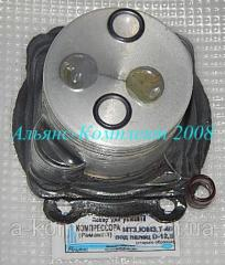 Compressor components and spare parts