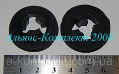 Втулка 740-1117116 ФТОТ КАМАЗ