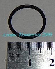 Кольцо уплотнительное резиновое 14,6*1,4
