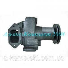 Насос водяной Супер МАЗ двигатель ЯМЗ-7511 Евро-2 7511.130010-01