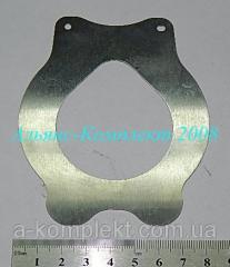 Клапан впускной компрессора КамАЗ одноцилиндровый (широкий)