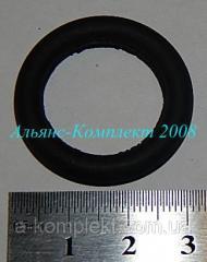 Кольцо уплотнительное резиновое 21.4*5.0
