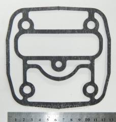 Прокладка головки компрессора КамАЗ верхняя (1-цилиндр)