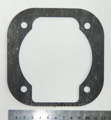 Прокладка головки компрессора КамАЗ нижняя (1-цилиндр) паронит 1мм