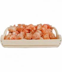 Гималайская розовая соль Ящик 10 кг для бани...