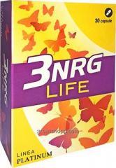 Капсулы при климаксе 3NRG Life Тринерджи Лайф