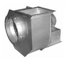 Дымосос, центробежный вентилятор