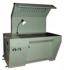 Ancillary welding machine