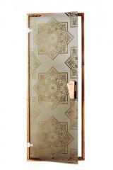 Дверь для хамама Сезам