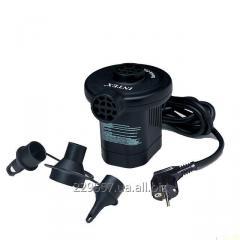 Насос Intex 66620 электрический 220 В, кальян,