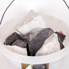 Камни для печей-каменок ЭкоМикс Дуэт...
