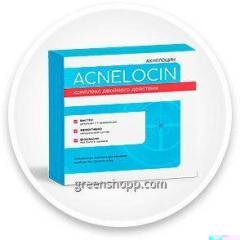 Aknelotsin - rette for acne