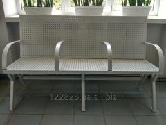Metal frame furniture