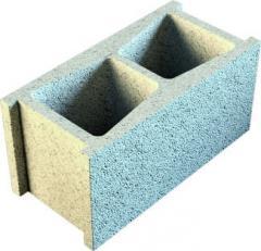 Термоблоки бетонные