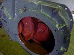 Редуктор поворота на экскаватор ЭКГ-5 чертеж...