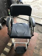 Инвалидная коляска с функцией туалета из Европы