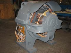 Генератор напору 2ПЕМ-400М-У2 на екскаватор ЕКГ-5