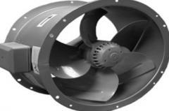 Axial fan.
